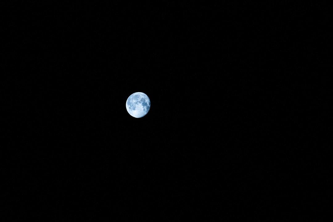 lune bleue halloween